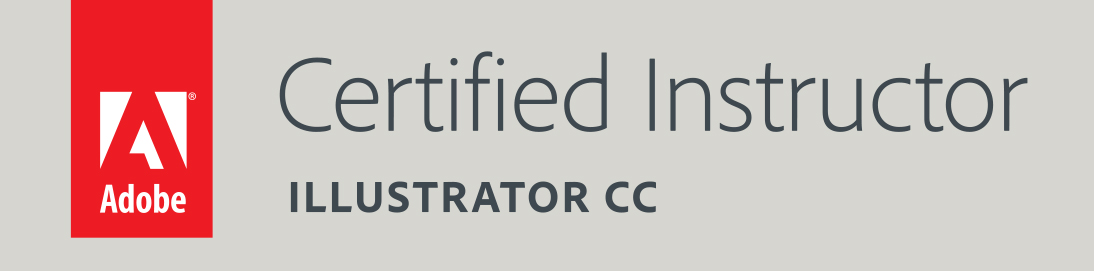 Adobe Certified Instructor in llustrator CC