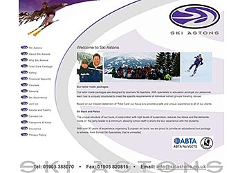 Ski astons - School Skiing