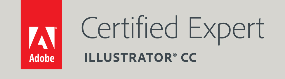 Adobe Certified Expert in Illustrator